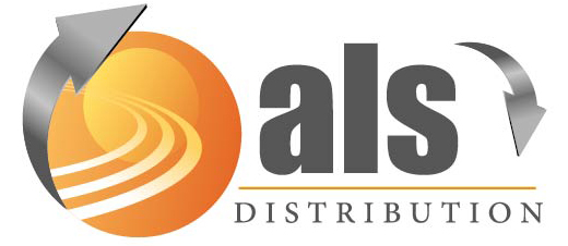 ALS DISTRIBUTION LOGO