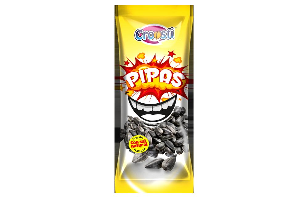 PIPAS NOIR 18G